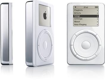 iPod 1a Generacion